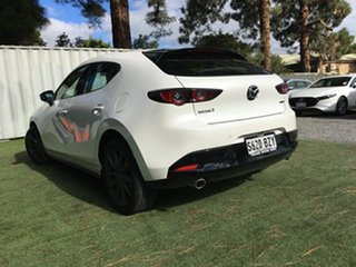 2019 Mazda 3 BN5438 SP25 SKYACTIV-Drive GT White Pearl 6 Speed Sports Automatic Hatchback