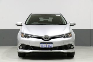 2017 Toyota Corolla ZRE182R MY15 Ascent Sport Silver 7 Speed CVT Auto Sequential Hatchback.