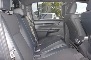 2018 Toyota Hilux GUN126R Rogue Double Cab Slate Grey 6 Speed Sports Automatic Utility