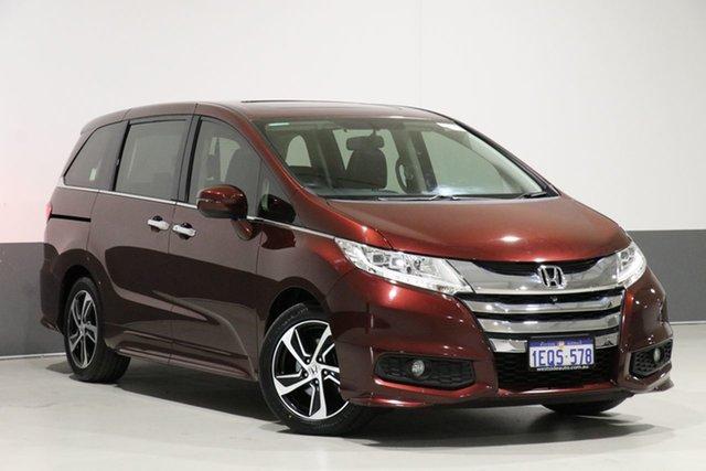 Used Honda Odyssey RC VTi-L, 2014 Honda Odyssey RC VTi-L Burgundy Continuous Variable Wagon