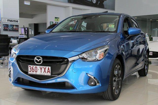 Demo Mazda 2 DJ2HAA Genki SKYACTIV-Drive, MAZDA2 P 6AUTO HATCH GENKI