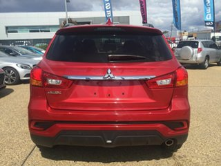 2018 Mitsubishi ASX XC MY19 ES 2WD ADAS Red 6 Speed Constant Variable Wagon