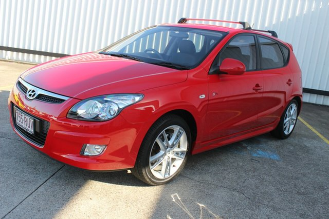 Used Hyundai i30 FD MY11 SR, 2011 Hyundai i30 FD MY11 SR Grey 5 Speed Manual Hatchback