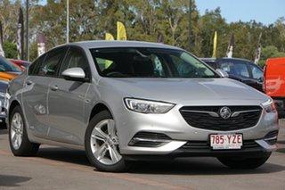 2017 Holden Commodore ZB MY18 LT Liftback Nitrate 9 Speed Sports Automatic Liftback.
