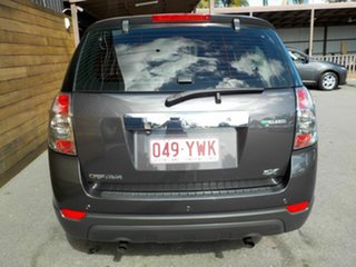 2012 Holden Captiva CG Series II MY12 7 SX Grey 6 Speed Sports Automatic Wagon