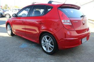 2011 Hyundai i30 FD MY11 SR Grey 5 Speed Manual Hatchback.