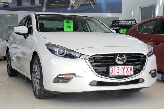Demo Mazda 3 BN5238 SP25 SKYACTIV-Drive Astina, MAZDA3 M 6AUTO SEDAN SP25 ASTINA