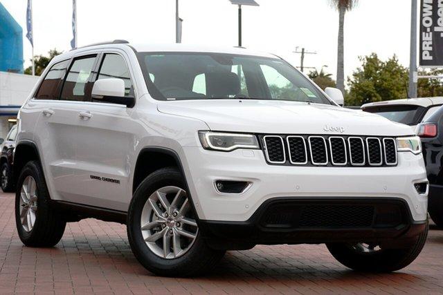 New Jeep Grand Cherokee WK MY19 Laredo, 2019 Jeep Grand Cherokee WK MY19 Laredo Bright White 8 Speed Sports Automatic Wagon
