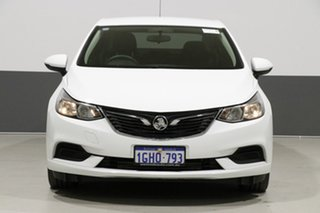 2017 Holden Astra BL MY17 LS White 6 Speed Automatic Sedan.