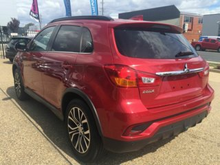 2018 Mitsubishi ASX XC MY18 LS 2WD Red 6 Speed Constant Variable Wagon