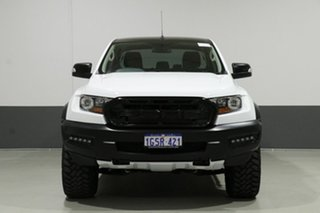 2018 Ford Ranger PX MkII MY18 XLS 3.2 (4x4) White 6 Speed Automatic Dual Cab Utility.