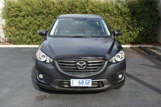2016 Mazda CX-5 KE1022 Maxx SKYACTIV-Drive i-ACTIV AWD Sport Grey 6 Speed Sports Automatic Wagon.