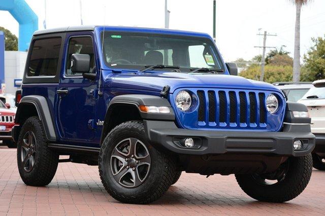 New Jeep Wrangler JL MY19 Sport S, 2019 Jeep Wrangler JL MY19 Sport S Ocean Blue 8 Speed Automatic Softtop