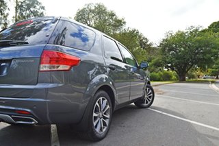 2015 Ford Territory SZ MkII Titanium Seq Sport Shift AWD Grey 6 Speed Sports Automatic Wagon