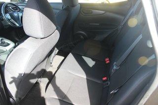 2015 Nissan Qashqai J11 ST Pearl Black 1 Speed Constant Variable Wagon