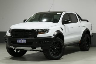 2018 Ford Ranger PX MkII MY18 XLS 3.2 (4x4) White 6 Speed Automatic Dual Cab Utility