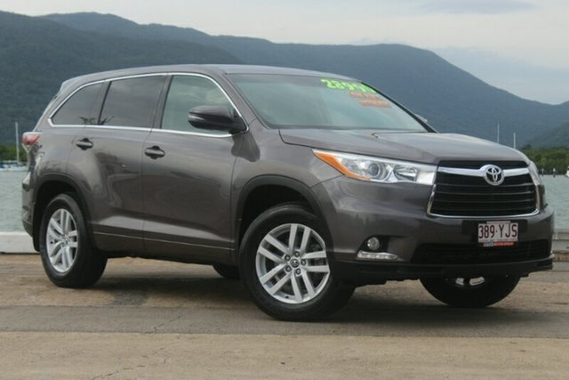 Used Toyota Kluger GSU50R GX 2WD, 2016 Toyota Kluger GSU50R GX 2WD Grey 6 Speed Sports Automatic Wagon