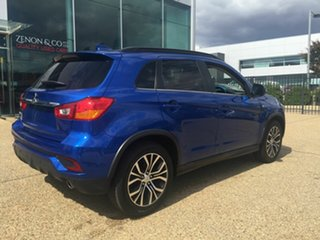 2018 Mitsubishi ASX XC MY18 LS 2WD Blue 6 Speed Constant Variable Wagon.