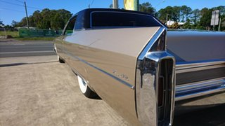 1965 Cadillac De Ville Gold 3 Speed Automatic Coupe
