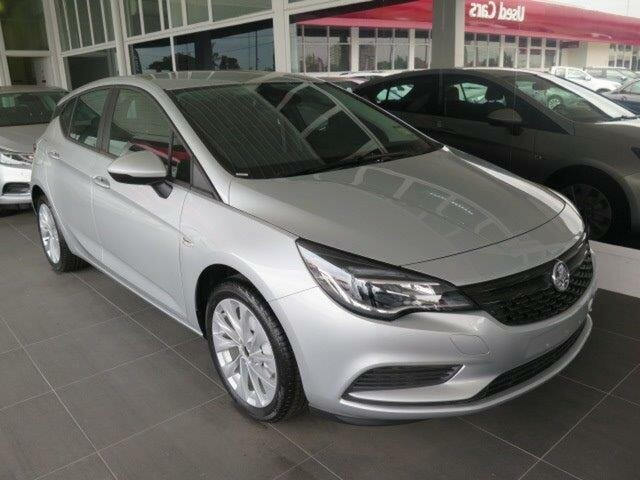 New Holden Astra BK MY19 R, 2019 Holden Astra BK MY19 R Nitrate 6 Speed Sports Automatic Hatchback