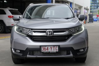 2018 Honda CR-V RW MY18 VTi-L FWD Lunar Silver 1 Speed Constant Variable Wagon.