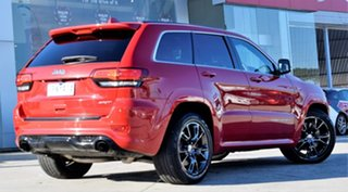 2015 Jeep Grand Cherokee WK MY15 SRT Red/Black 8 Speed Sports Automatic Wagon