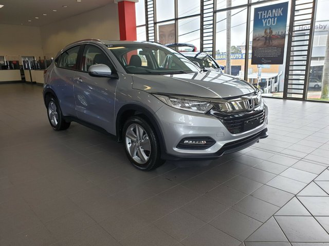 Used Honda HR-V MY18 VTi-S, 2018 Honda HR-V MY18 VTi-S Silver 1 Speed Constant Variable Hatchback