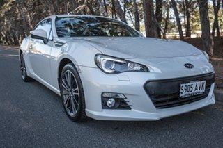 2013 Subaru BRZ Z1 MY14 White 6 Speed Sports Automatic Coupe.