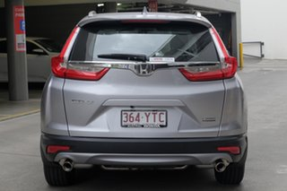 2018 Honda CR-V RW MY18 VTi-L FWD Lunar Silver 1 Speed Constant Variable Wagon