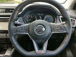 2019 Nissan Qashqai J11 Series 2 ST+ X-tronic Pearl Black 1 Speed Constant Variable Wagon