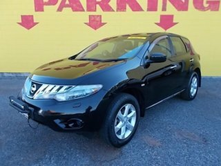 2011 Nissan Murano Black 5 Speed Automatic Wagon