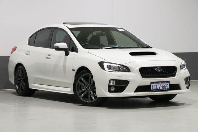 Used Subaru WRX MY15 Premium (AWD), 2014 Subaru WRX MY15 Premium (AWD) White 6 Speed Manual Sedan