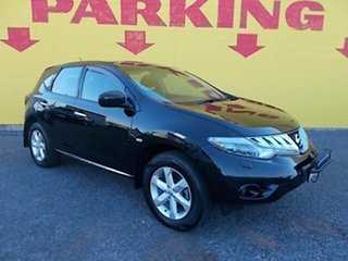 2011 Nissan Murano Black 5 Speed Automatic Wagon.