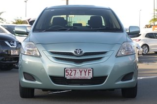 2007 Toyota Yaris NCP93R YRS Turquoise Metallic/d 4 Speed Automatic Sedan