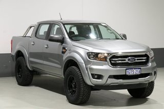 2019 Ford Ranger PX MkIII MY19 XLS 3.2 (4x4) Silver 6 Speed Automatic Double Cab Pickup