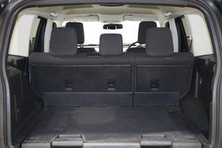 2008 Dodge Nitro KA SXT Black 4 Speed Automatic Wagon