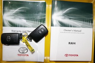 2016 Toyota RAV4 ALA49R MY16 GXL (4x4) Hazel 6 Speed Automatic Wagon