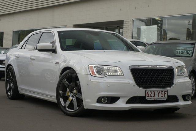 Used Chrysler 300 LX MY12 SRT-8, 2012 Chrysler 300 LX MY12 SRT-8 White 5 Speed Sports Automatic Sedan
