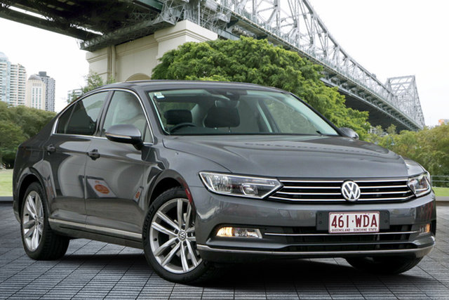 Used Volkswagen Passat 3C (B8) MY16 140TDI DSG Highline, 3C (B8) MY16 140TDI HIGHLINE SED DSG 6SP 2.0D