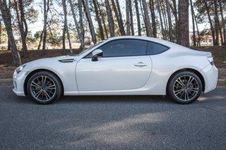 2013 Subaru BRZ Z1 MY14 White 6 Speed Sports Automatic Coupe