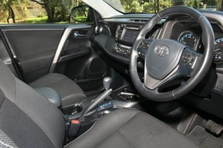 2015 Toyota RAV4 ZSA42R MY14 GXL 2WD Graphite 7 Speed Constant Variable Wagon