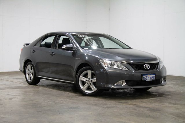 Used Toyota Aurion GSV50R Touring, 2012 Toyota Aurion GSV50R Touring Silver 6 Speed Sports Automatic Sedan