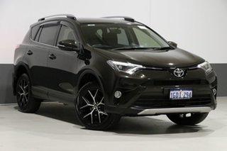 2016 Toyota RAV4 ALA49R MY16 GXL (4x4) Hazel 6 Speed Automatic Wagon.