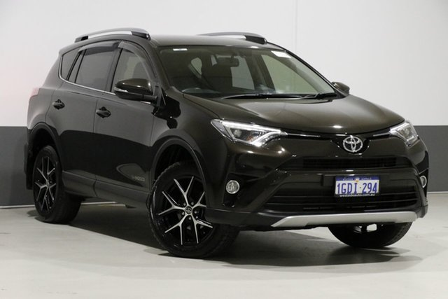 Used Toyota RAV4 ALA49R MY16 GXL (4x4), 2016 Toyota RAV4 ALA49R MY16 GXL (4x4) Hazel 6 Speed Automatic Wagon