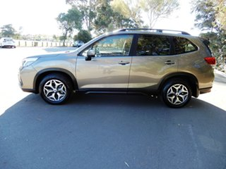 2018 Subaru Forester S5 MY19 2.5i CVT AWD Bronze 7 Speed Constant Variable Wagon