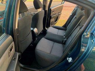 2007 Mazda 3 BK10F2 Maxx Sport Blue 4 Speed Sports Automatic Hatchback