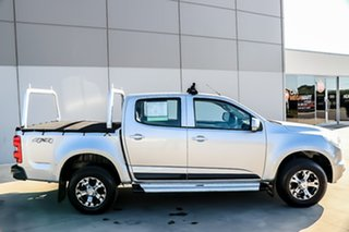 2014 Holden Colorado RG MY15 LS Crew Cab Silver 6 Speed Sports Automatic Utility