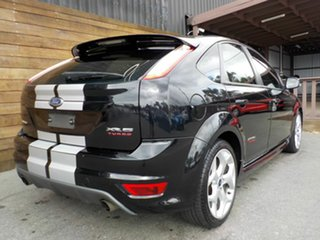 2010 Ford Focus LV XR5 Turbo Black 6 Speed Manual Hatchback.