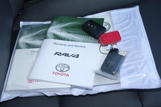 2016 Toyota RAV4 ASA44R Cruiser AWD Silver Sky 6 Speed Sports Automatic Wagon