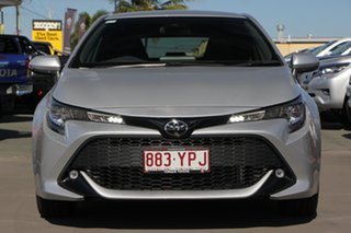 2018 Toyota Corolla ZRE182R SX S-CVT Silver Pearl 7 Speed Constant Variable Hatchback